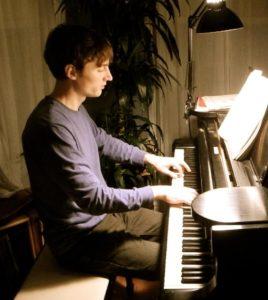 Dan Sedgwick, pianist:composer