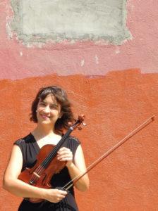 Marji Gere, violinist