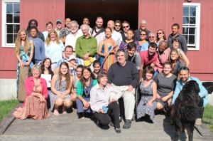 Group photo at end of Sonad Workshop